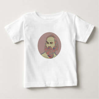 Walt Whitman Baby T-Shirt