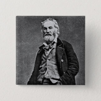 Walt Whitman Before the Civil War Button