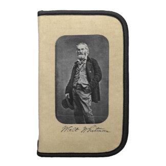 Walt Whitman Before the Civil War Folio Planner