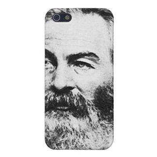 Walt Whitman Case For iPhone SE/5/5s