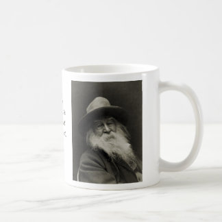 Walt Whitman Coffee Mug