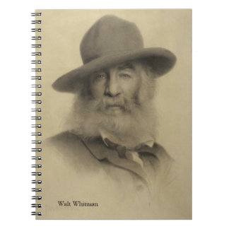 Walt Whitman - el buen poeta gris Libros De Apuntes