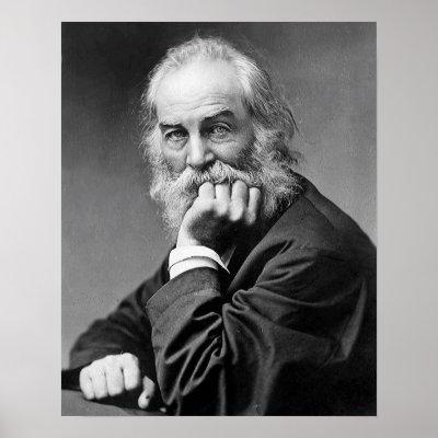 Walt Whitman Poster | Zazzle