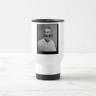 Walt Whitman Joy With You Love Quote Mugs Tees etc