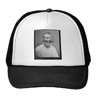 Walt Whitman Joy With You Love Quote Mugs Tees etc Trucker Hat