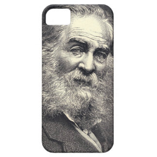 Walt Whitman Leaves of Grass Engraving iPhone SE/5/5s Case