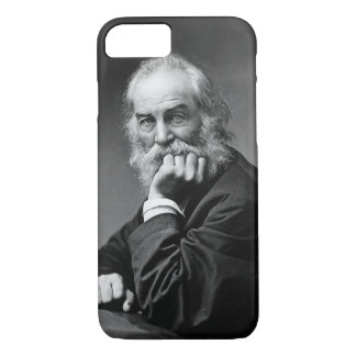 Walt Whitman Leaves of Grass iPhone 7 Case