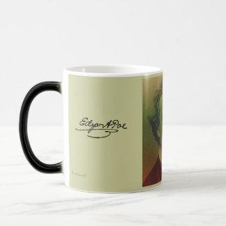 Walt Whitman 11 Oz Magic Heat Color-Changing Coffee Mug