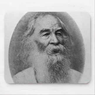 Walt Whitman, photographed in 1889 Mouse Pad