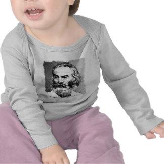 Walt Whitman Camiseta