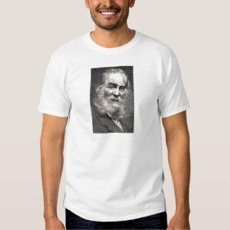 Walt Whitman portrait, age 52 Tee Shirt