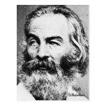 Walt Whitman Postal