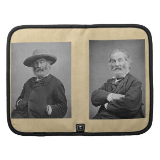Walt Whitman Seated Portrait Photograph Age 47 Organizer