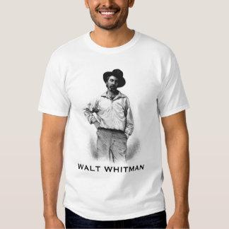 WALT WHITMAN T SHIRT
