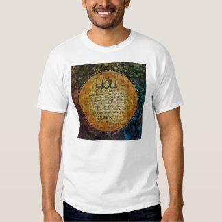 Walt Whitman T-shirt by unASLEEP