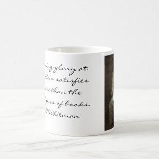 Walt Whitman Taza De Café