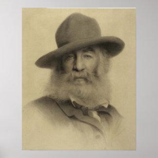 Walt Whitman: The Good Grey Poet Poster