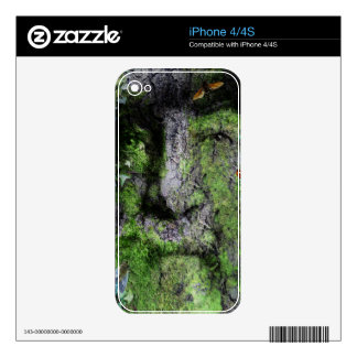 """""""Walt Whitman: The Green Man"""" Skins For iPhone 4S"""