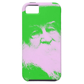 Walt Whitman Two-Tone iPhone 5 Cases