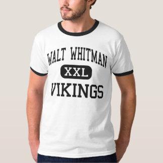 Walt Whitman - Vikingos - altos - Bethesda Playeras
