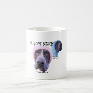 """Walter and Luther Fun With Hats """"Beanie"""" Mug"""