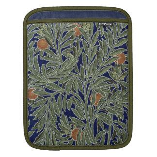 Walter Crane Orange Tree Art Nouveau iPad Sleeve