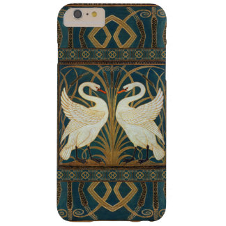 Walter Crane Swan, Rush And Iris Art Nouveau Barely There iPhone 6 Plus Case