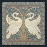 "Walter Crane Swan, Rush And Iris Art Nouveau Stone Coaster<br><div class=""desc"">Walter Crane Swan, Rush And Iris Vintage Art Walter Crane was an English artist and book illustrator. He is considered to be the most influential, and among the most prolific, children's book creator of his generation and one of the strongest contributors to the child&#39;s nursery motif that the genre of...</div>"