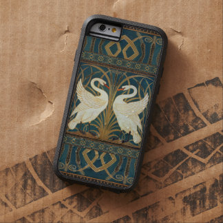 Walter Crane Swan, Rush And Iris Art Nouveau Tough Xtreme iPhone 6 Case