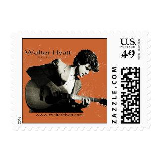 Walter Hyatt 1st Class Stamp