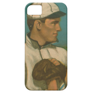Walter Johnson, Mega Baseball Pitcher 1913 Card iPhone SE/5/5s Case