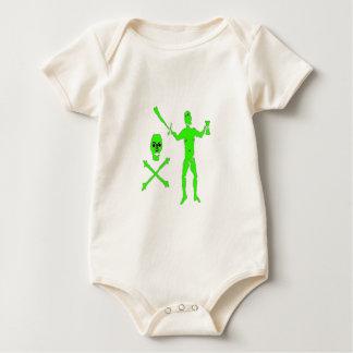 Walter Kennedy-Green Baby Bodysuit