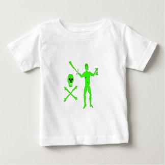 Walter Kennedy-Green Baby T-Shirt