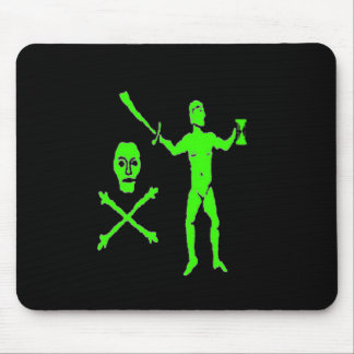 Walter Kennedy-Green Mouse Pad