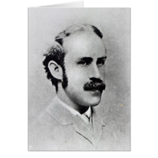 Walter Pater Card