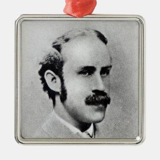 Walter Pater Metal Ornament