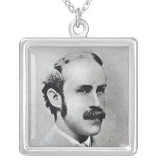Walter Pater Silver Plated Necklace