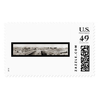 Walter Reed Hospital Photo 1919 Postage Stamp