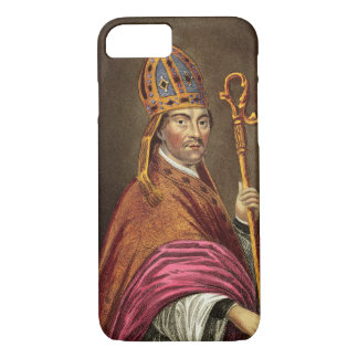 Walter Stapledon (1261-1326), after a painting in iPhone 7 Case