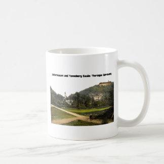 Walterhausen and Tenneberg Castle, Germany Coffee Mug