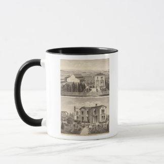 Walters, Crowell residences, farm Mug