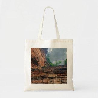 Walters menea el parque nacional Utah de Zion