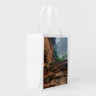 Walters menea el parque nacional Utah de Zion Bolsas De La Compra