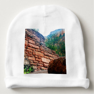 Walters Wiggles Zion National Park Utah Baby Beanie
