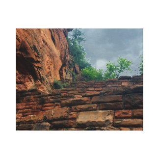Walters Wiggles Zion National Park Utah Canvas Print