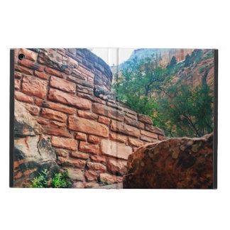 Walters Wiggles Zion National Park Utah iPad Air Case
