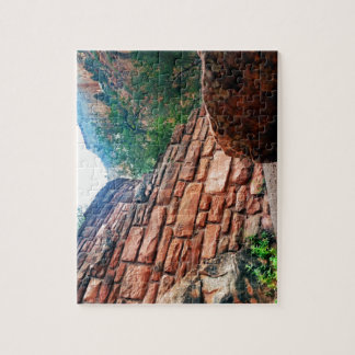 Walters Wiggles Zion National Park Utah Jigsaw Puzzle