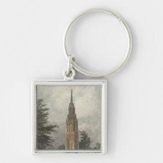 Waltham Cross, c.1820 Key Chain