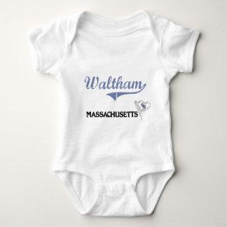Waltham Massachusetts City Classic T-shirts