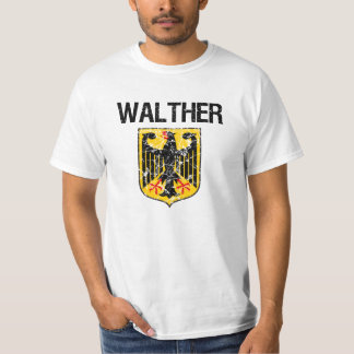 Walther Last Name T-Shirt